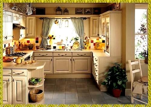 Cuantos tipos de cocinas existen r sticas dise o y for Cocinas clasicas elegantes