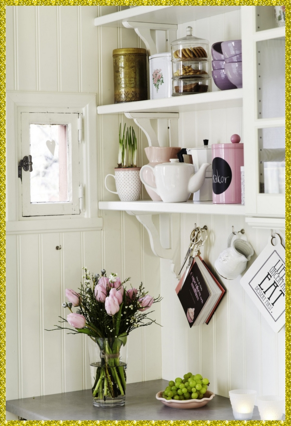 Fotos ideas hogar para cocinas peque as grandes cocinas - Ideas para decorar casas pequenas ...