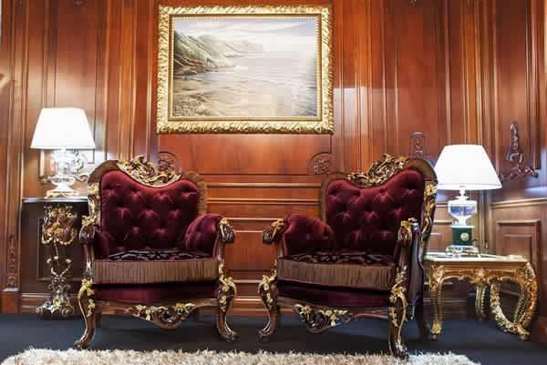 Decoraci n en madera distinci n en el hogar tu casa for Tresillos en valencia