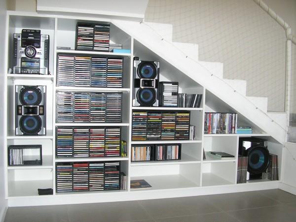 Mueble Debajo Escalera