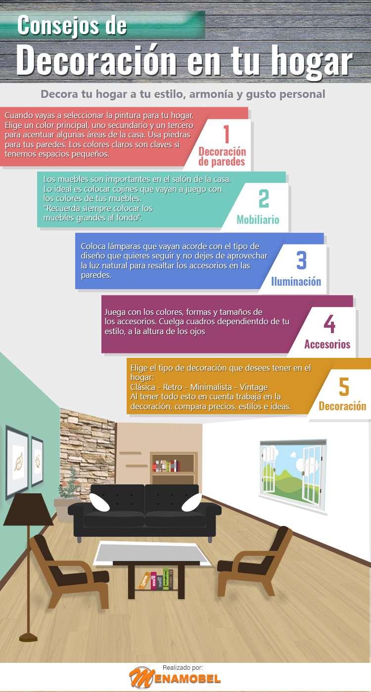 5 tips para no equivocarse en la elecci n de muebles de for Muebles para decoracion de interiores