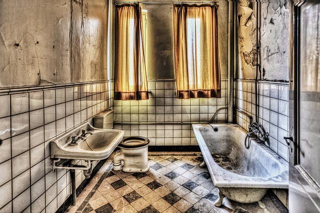 Cuarto de Baño para Reformar