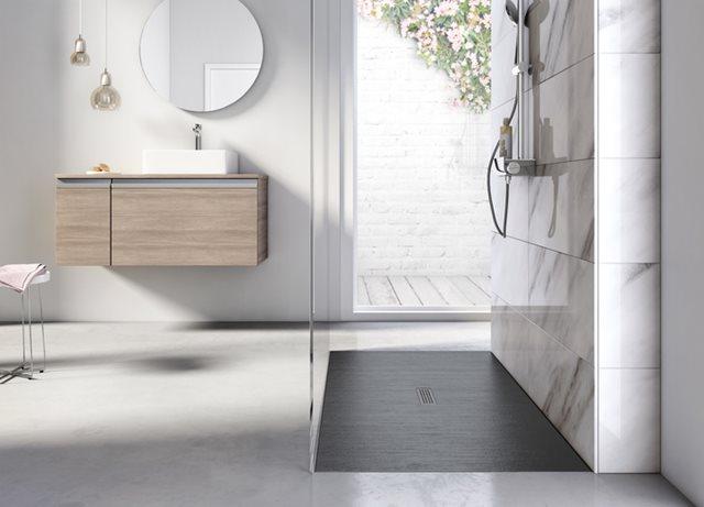 Platos de ducha baño3