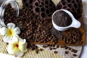 EXFOLIANTE POSOS DE CAFE - BORRA DE CAFE