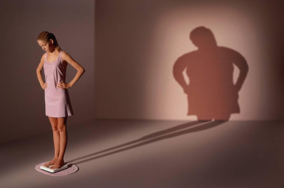 La anorexia es el inicio de los desordenes alimenticios