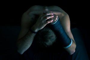 Una lesión o enfermedad puede desencadenar una situación de depresión