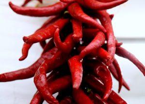 Puedes utilizar cualquier variedad de chile, mientras esté en polvo o en hojuelas