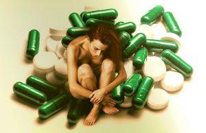 La depresión mayor solo puede manejarse con medicamentos